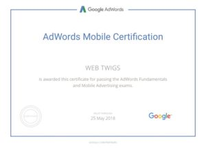 Webtwigs Adwords