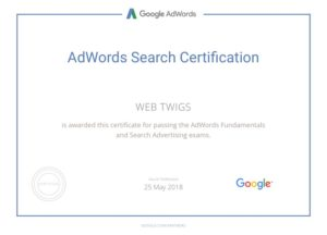 Webwigs Adwords Search